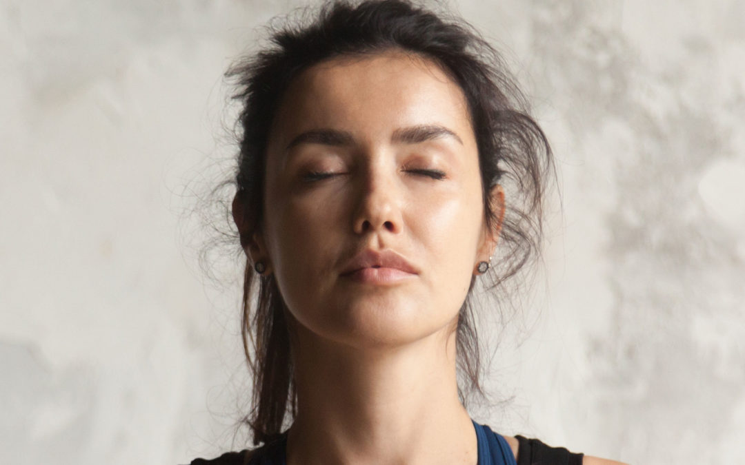 Técnica de respiración abdominal controlada