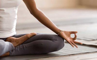 La meditación puede ayudarle a mantener su salud mental