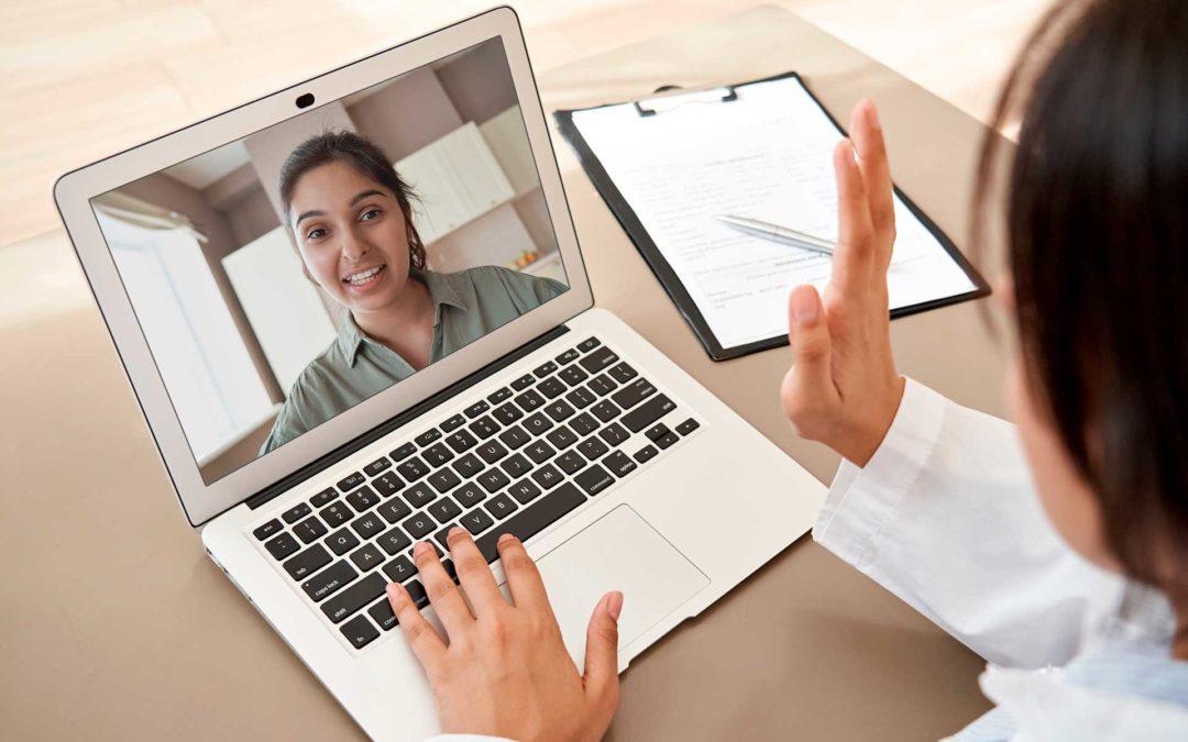Las citas a distancia, telepsiquiatría: una alternativa de atención actual a los pacientes